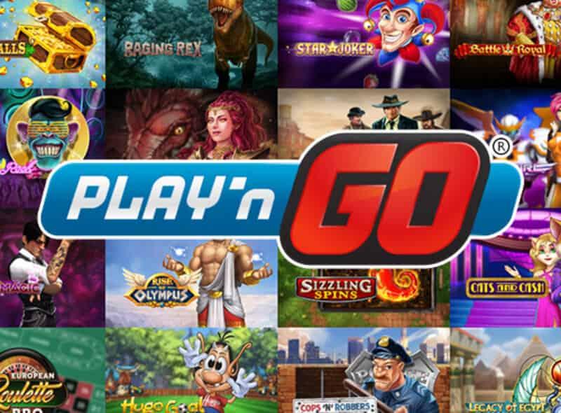 PLAY'N GO บริการเกมพนันออนไลน์ที่ครบรสเรื่องเดิมพัน